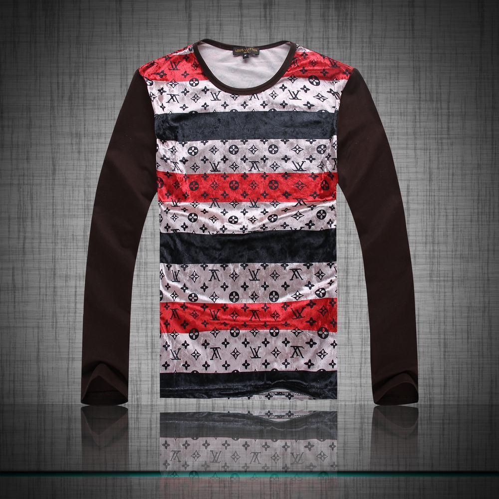 71e44fb225a louis vuitton manches longues t-shirt