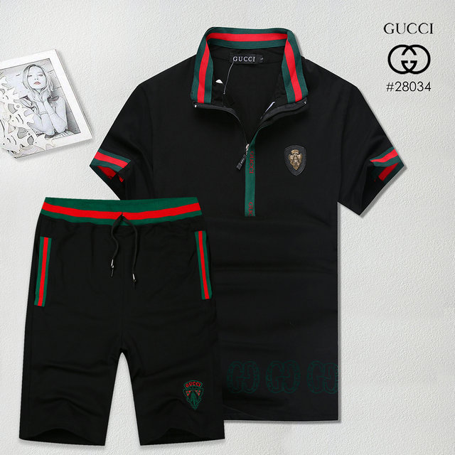bd0cd33518953 Survetement Gucci Donald