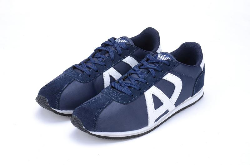 0d2a651ae1d4 Chaussures Emporio Armani bleues homme NxT2gm - segregate ...