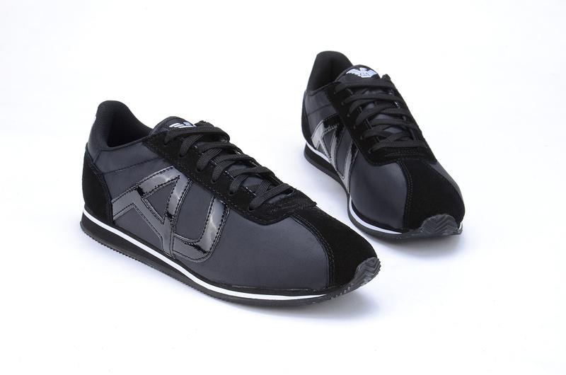 3cd0cf2a003 ... ARMANI JEANS chaussures entreprise classique discount Noir