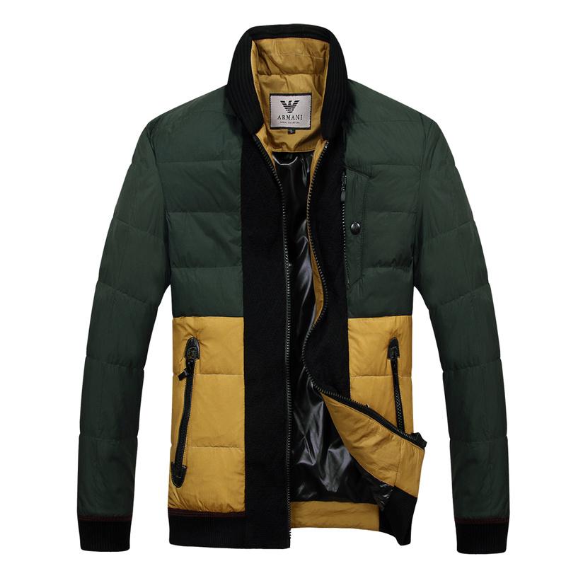 98.00EUR, doudoune Armani - page16,armani manteau hommes nouvelle liste pas  cher francais vert jaune 3057da9e7ba