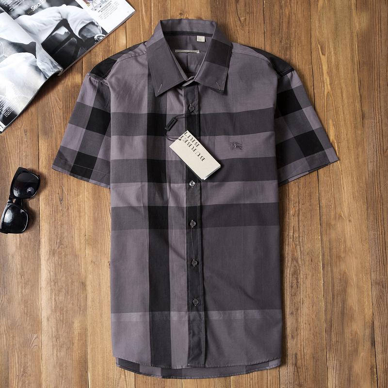 38.00EUR, Chemises Burberry hommes pas cher - page16,burberry brit  chemisier haut de gamme gris b2f4c5d7f02