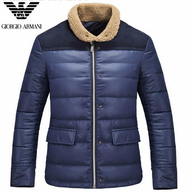 98.00EUR, doudoune Armani - page16,doudoune armani hommes exquis nouveau  mode promotion design bleu 1ab5f2713b8