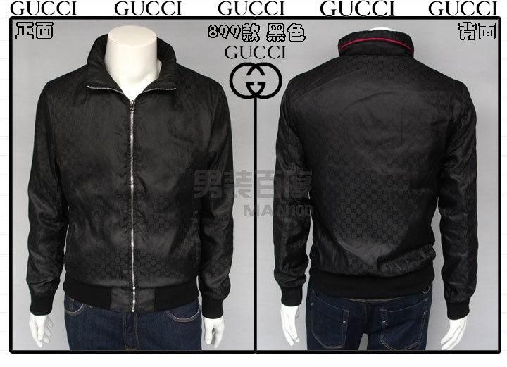 Black gucci jacket mens