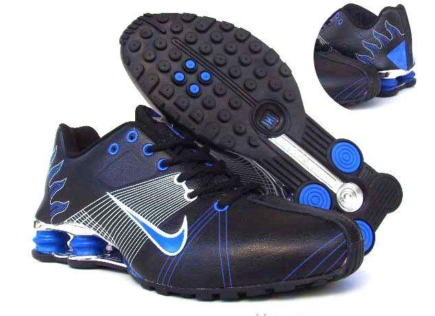 buy online ae2a9 d9693 47.00EUR, Nike Shox R4 Mann - page3,nike shox r4 nouvelle -black-blue-