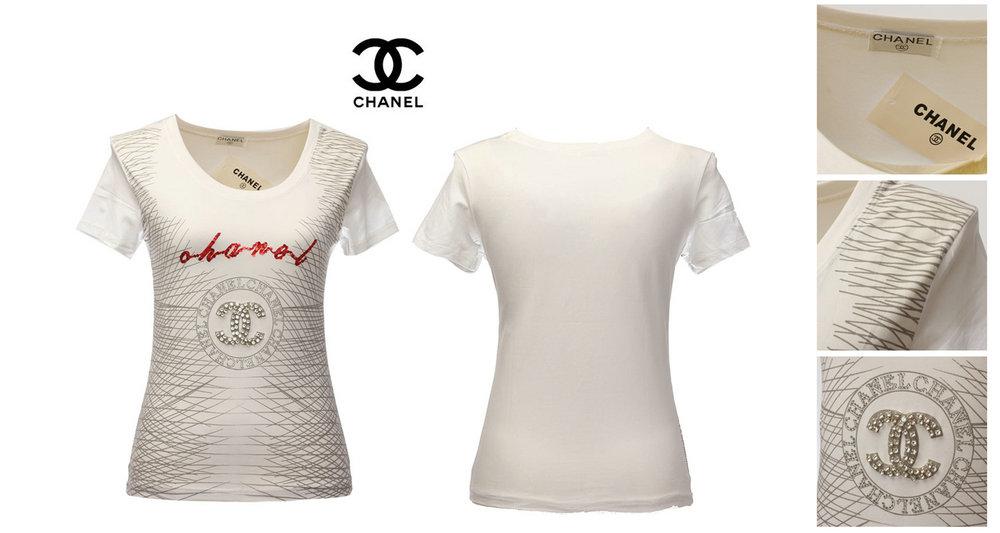 5a13c7c8e850 23.00EUR, t-shirt chanel Femme,t-shirt chanel cool femmes coton 2013 paris  chanel