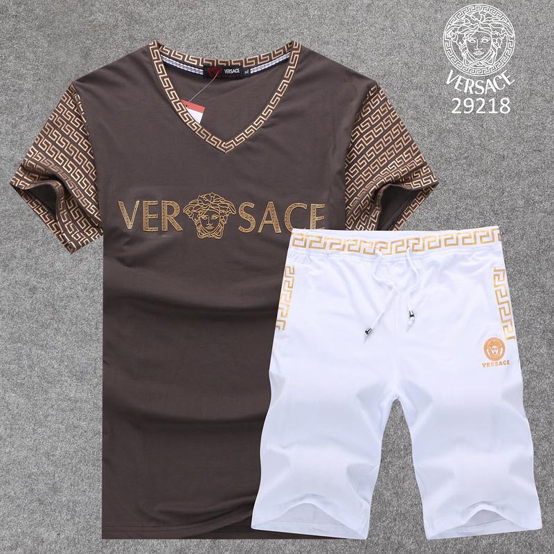 240fb96745f85e 55.00EUR, Versace survetement homme - page4,jogging versace leopard flower  gris et