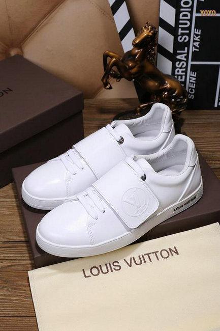 Chaussures Louis Vuitton pas cher , page10,louis vuitton casual chaussures  nouvelle velcro white
